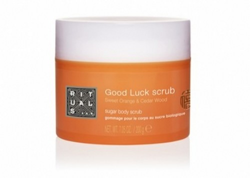 Good luck scrub Rituals