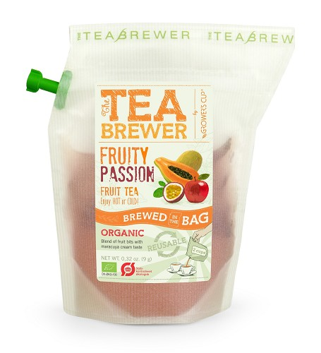 Fruity Passion fruit thee