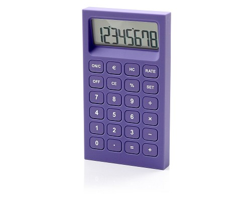 Buro calculator van Lexon
